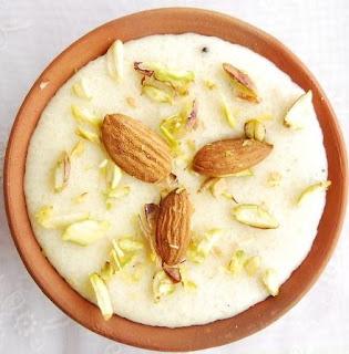 phirni for eid festival