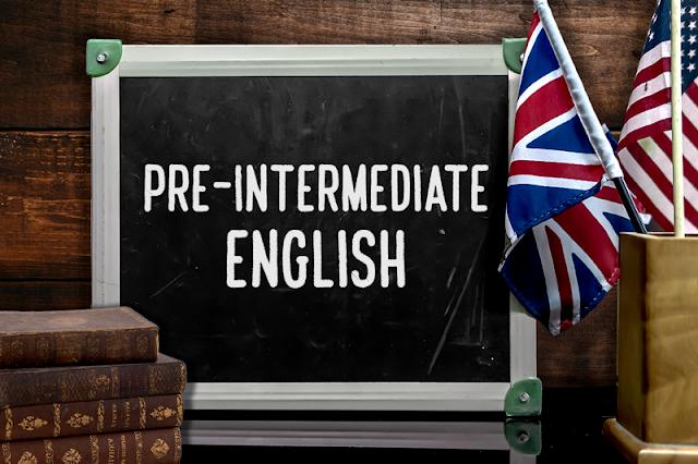 استغل وقتك في تعلم اللغة من بيتك:  English for Pre-Intermediate Level A2