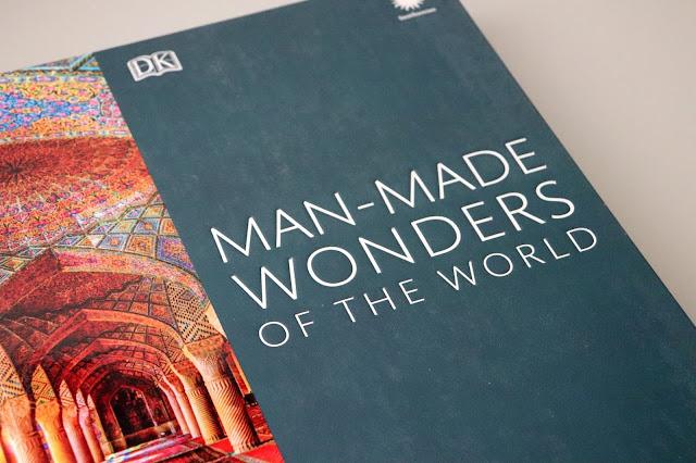 dk book manmade wonders