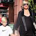 Health Day: Gwen Stefani with her son visited the dentist