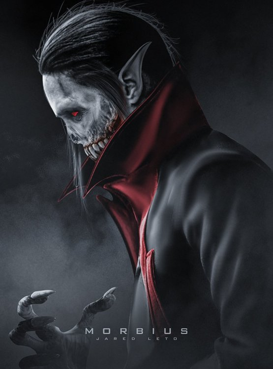 Teaser trailer de MORBIUS.