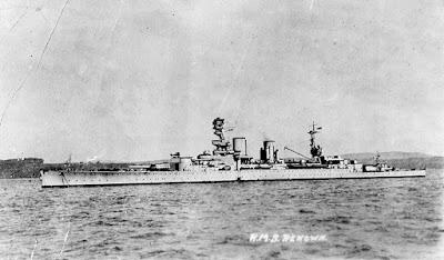 HMS Renown ca. 1918