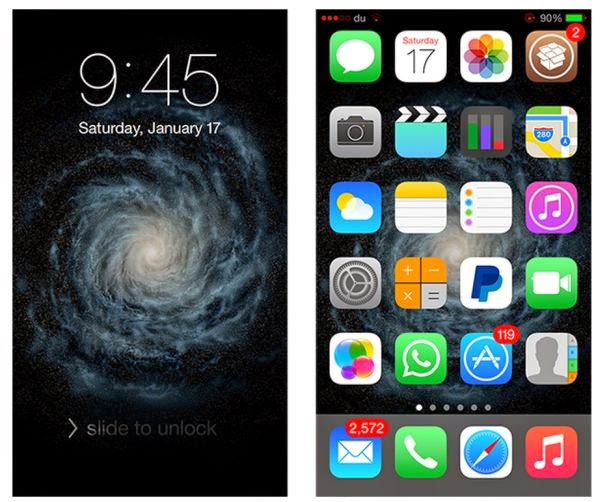 customize iphone lock screen factory iphone unlock and jailbreak guides for ios 8 3 8 6150