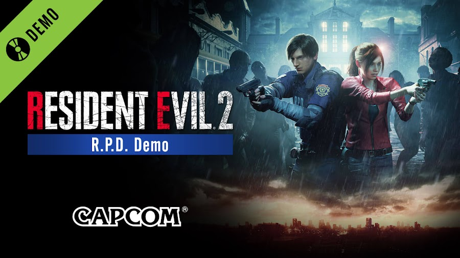 resident evil 2 remake rpd demo capcom pc steam ps4 xbox one survival horror game resident evil 3 nemesis easter egg