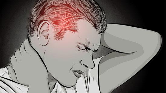 Concussão - batida na cabeça nao pode dormir