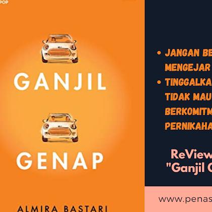 Review Ganjil genap karya Almira by penasulfa