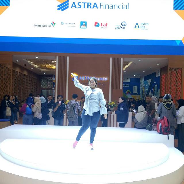 Astra Financial dalam Pembukaan GIIAS 2019