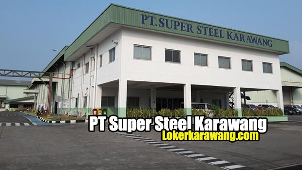PT. SUPER STEEL KARAWANG