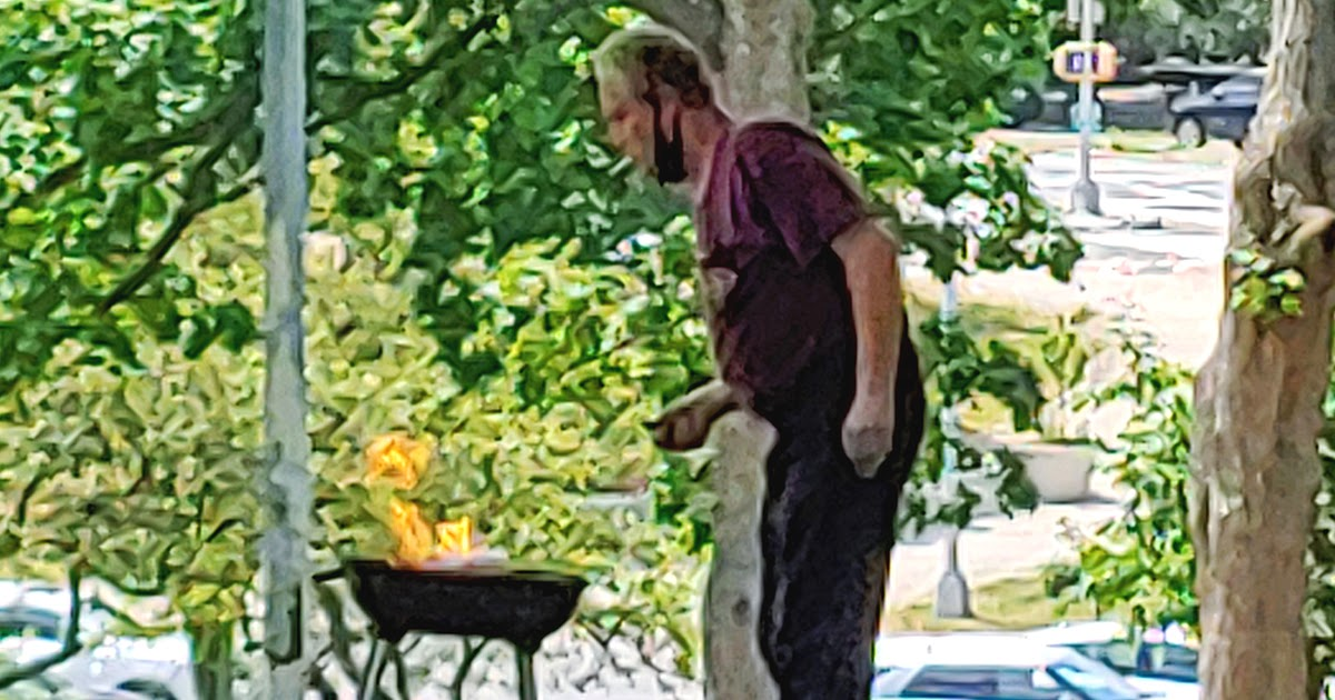 Illegal Bbq S On The Rise Along Bronx Streets