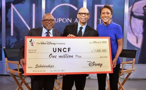 Walt Disney/ United Negro College Fund (UNCF) Corporate Scholars Program