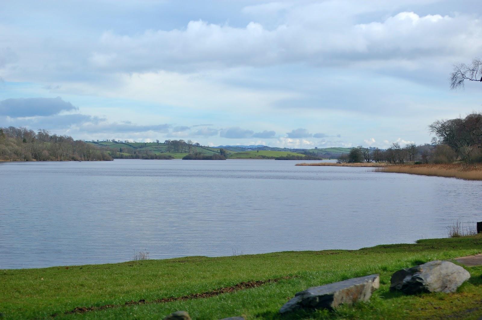 lake muckno, castleblayney, county monaghan, ireland