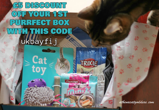 May Purrfect Box #Review