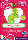 MLP Wave 14 Merry May Blind Bag Card