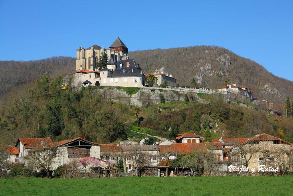 Vista de Saint Bertrand de Comminges