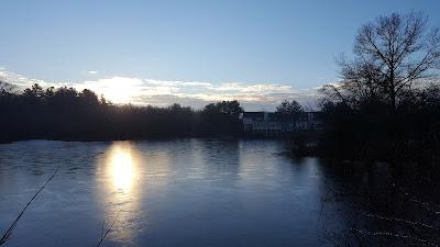 Spruce Pond sunrise