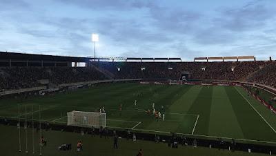 PES 2021 Stadium Manuel Murillo Toro