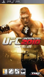 Game UFC Undisputed 2010 PPSSPP Iso Battle Free Fight
