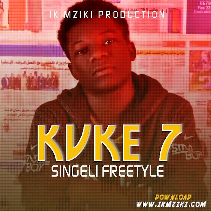 AUDIO | KUKE 7 - SINGELI FREESTYLE | DOWNLOAD NOW