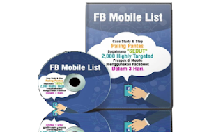 Facebook Mobile List