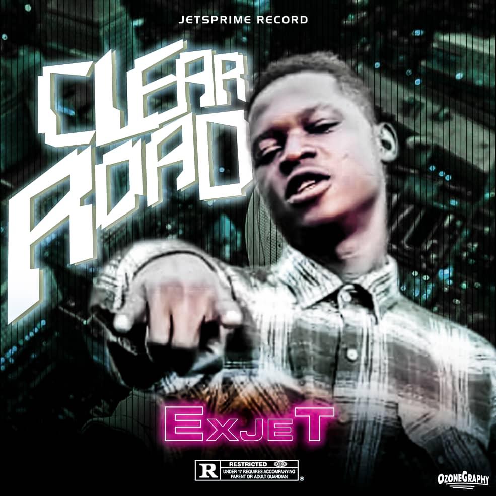 [Music] Exjet - Clear road (prod. Spoils) #Arewapublisize