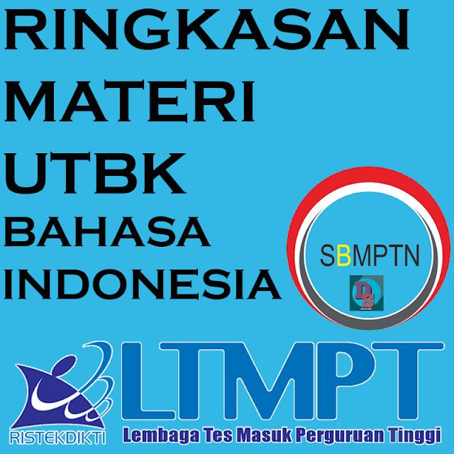 SBMPTN Bahasa Indonesia