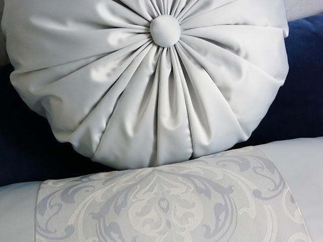 Poduszki w stylu glamour