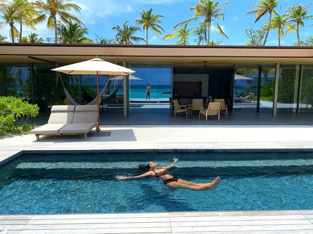 Rhea Kapoor and Karan Boolani Share Honeymoon Images From Maldives