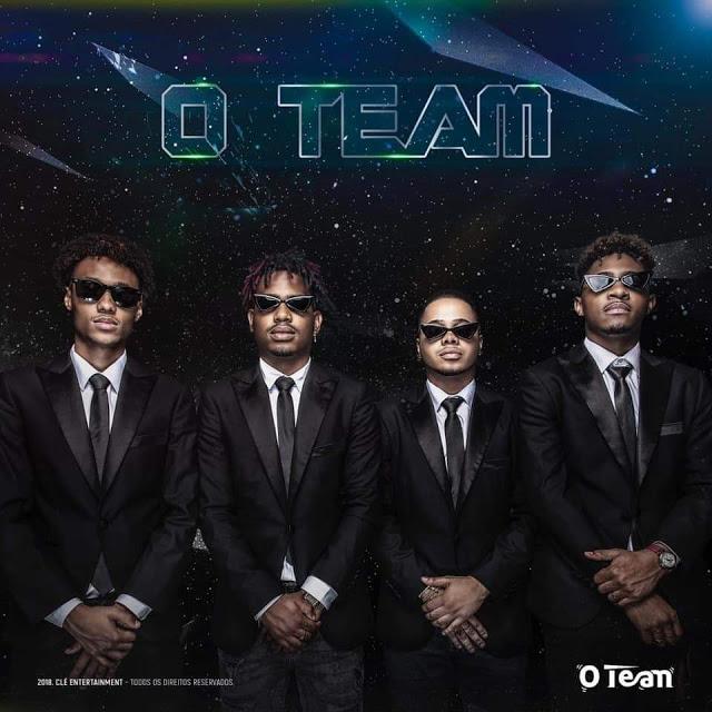 O Team ft.  Preto Show - É Assim Que Se Dança (Afro House) (Prod. Dj Lisandro Figuereido)
