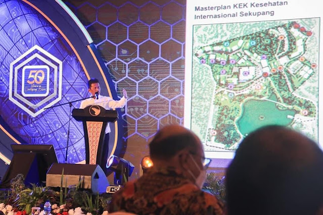 Pimpin Pemko Batam dan BP Batam, Rudi : Ada Lima Prioritas Pembangunan Untuk Meningkatkan Ekonomi