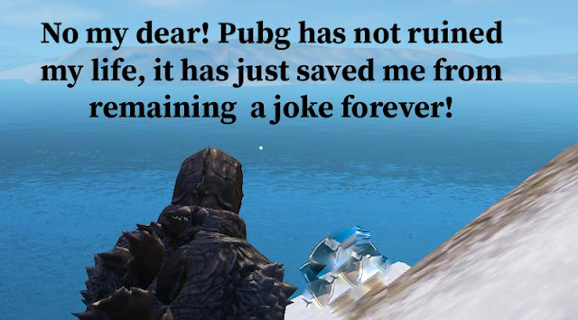 Pubg quotes inside image
