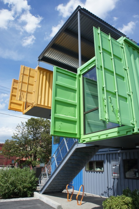 Shipping Container Homes Amp Buildings All Electric