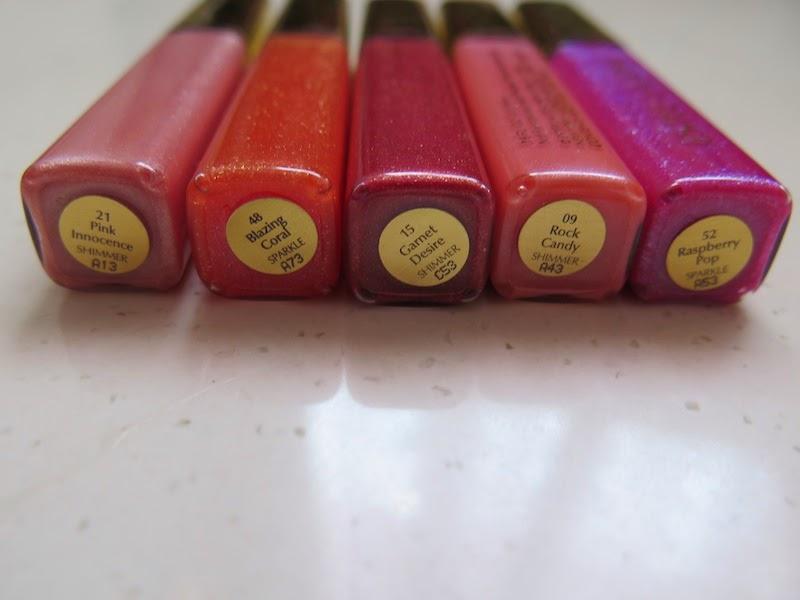 The Blackmentos Beauty Box: Review: Estee Lauder Travel Exclusive Pure Color Gloss Collection ...