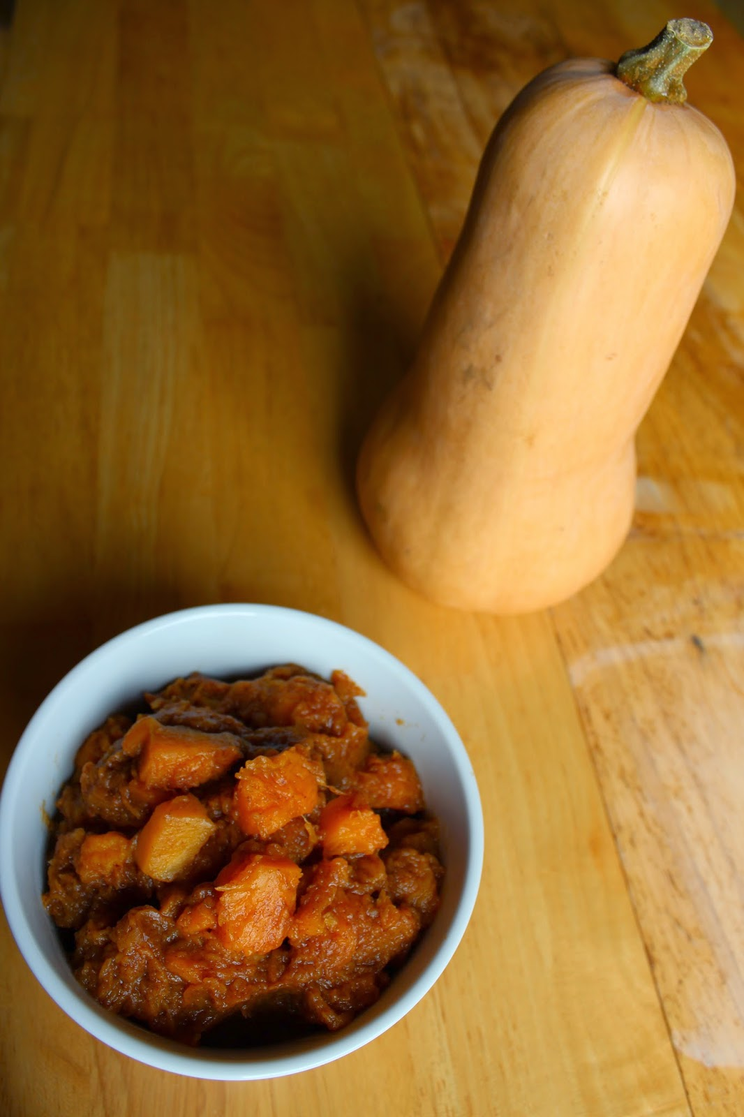 Paleo Butternut Squash Side Dish Recipe