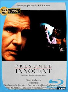 Se Presume Inocente [1990] HD [1080p] Latino [GoogleDrive] SilvestreHD