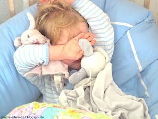 Müde durch den Mama-Alltag