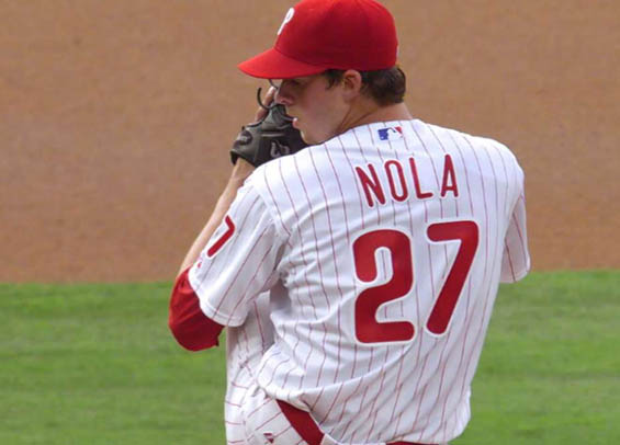 Aaron Nola to make third straight Opening Day start