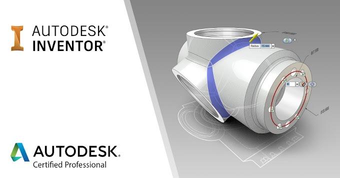 Descarga manual de Autodesk Inventor