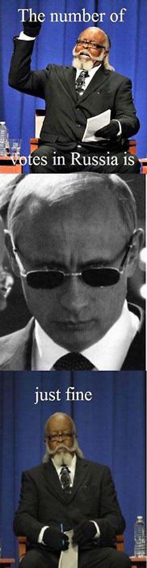 votes in russia