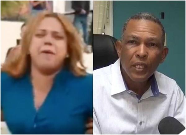 """Exfuncionaria acusa a Gobernador de """"haberla hecho abortar"""""""