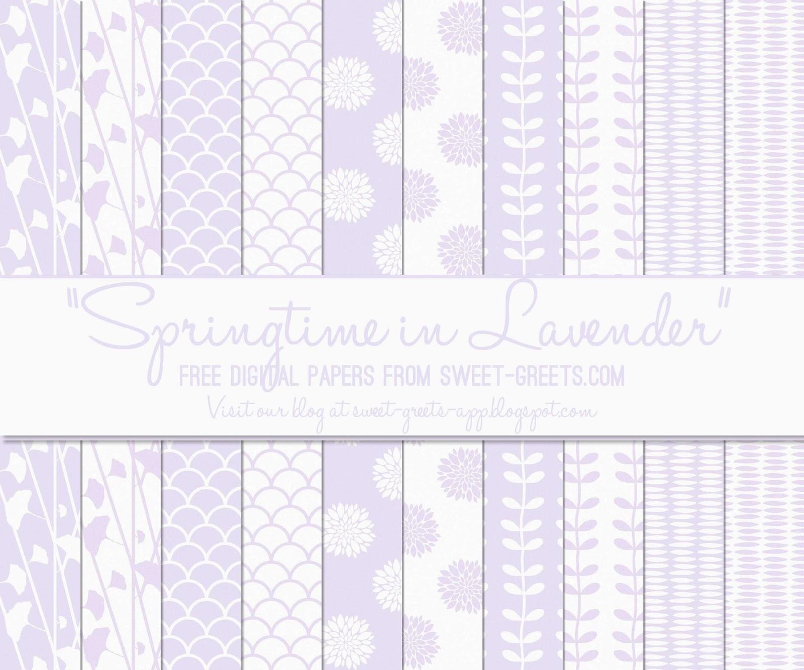 just peachy designs free lavender digital paper