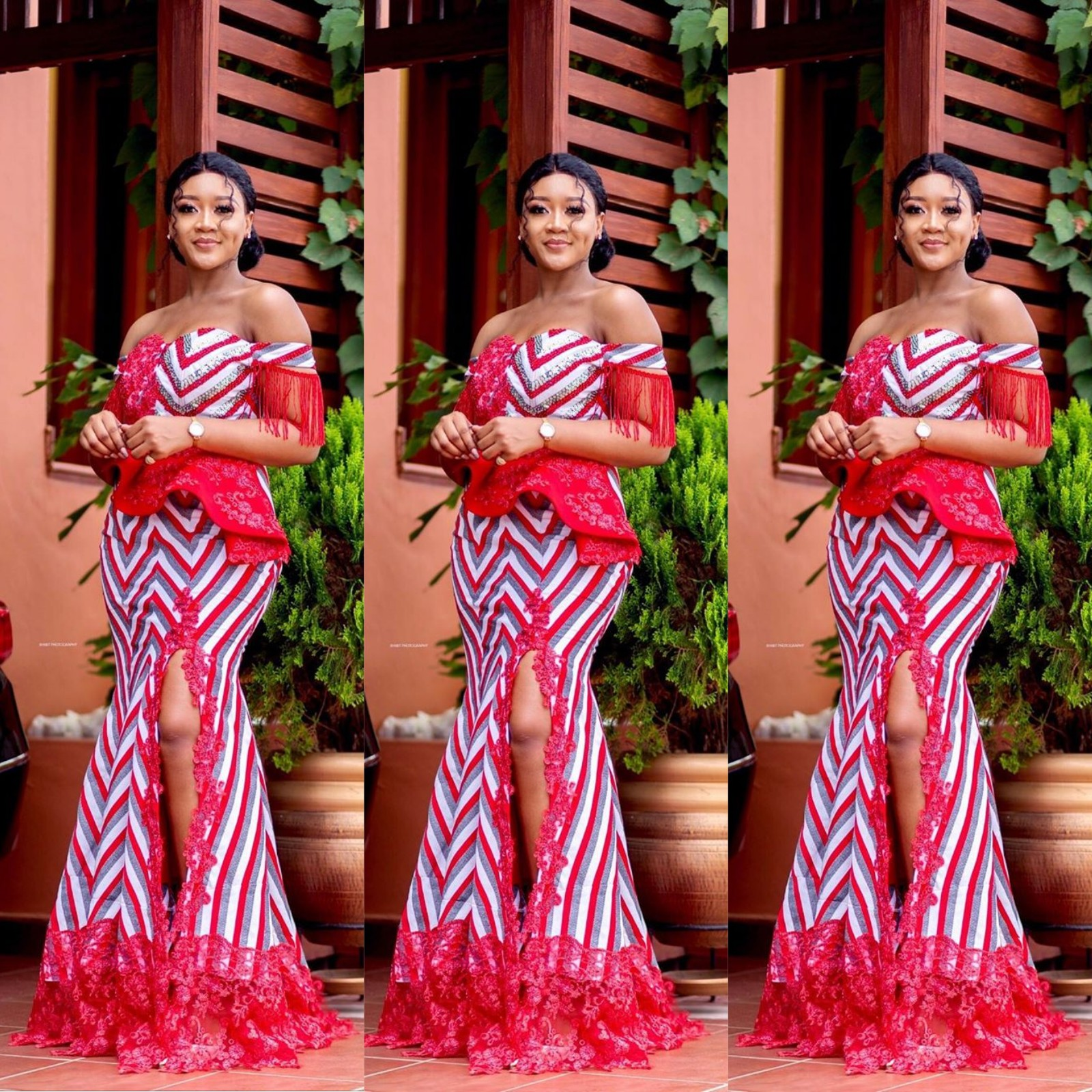 Top 100 Stylish Kitenge Designs For Wedding Guests For 2020 Fashenista