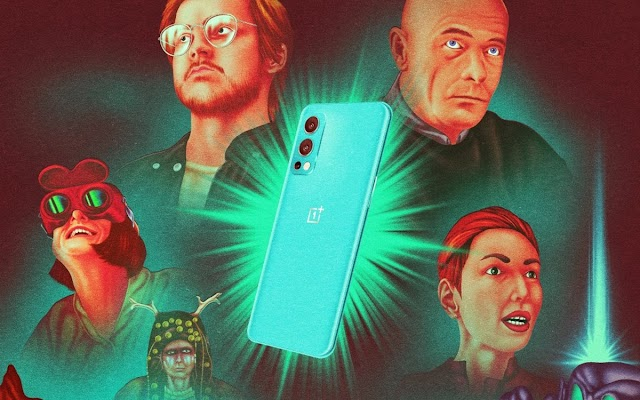 OnePlus Nord 2 Revealed Via Psychedelic Official Image