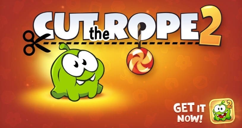 Download Game Cut the Rope 2 Mod Apk For Android