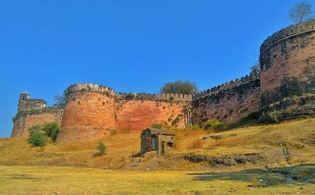 Dhar Fort Dhar