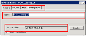 Create an Alias in OBIEE