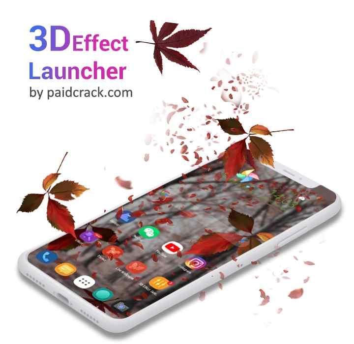 3D Effect Launcher Pro Apk