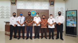 Bapas Banda Aceh Koordinasi  Dengan BNNP