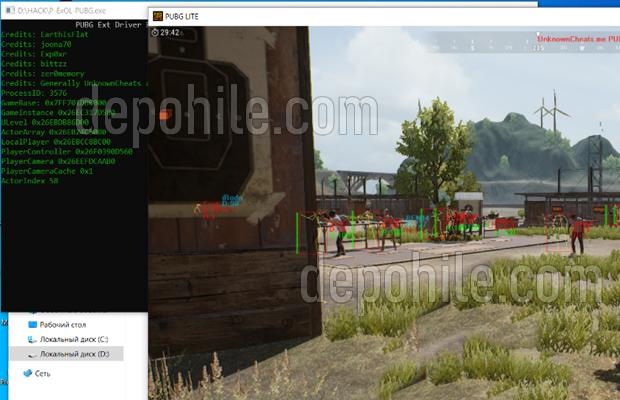 Pubg Lite PC Pexol ESP Wallhack Hilesi İndir Mayıs 2020
