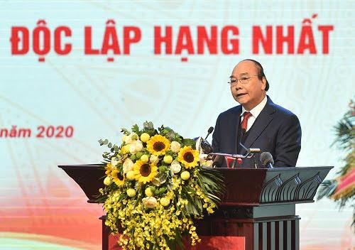 Thủ tướng Nguyễn Xuân Phúc: giàu trước khi già