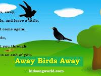 Away Birds Away - Kids Song